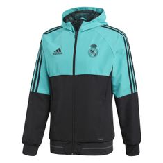 Bunda REAL MADRID ADIDAS UCL Presentation 2017/18 - BR8867