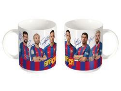 hrnček FC BARCELONA - PLAYERS II 350 ml