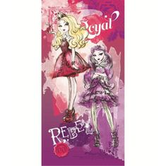 osuška  EVER AFTER HIGH - VERSUS / 75 x 150 cm