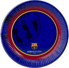 party taniere FC BARCELONA - 6 ks