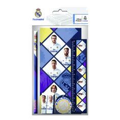 školský set REAL MADRID