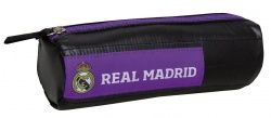peračník REAL MADRID- valec - black/purple