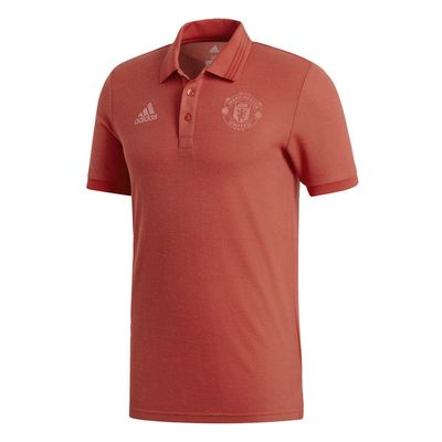 polokošeľa adidas Manchester United Seasonal - Real Red